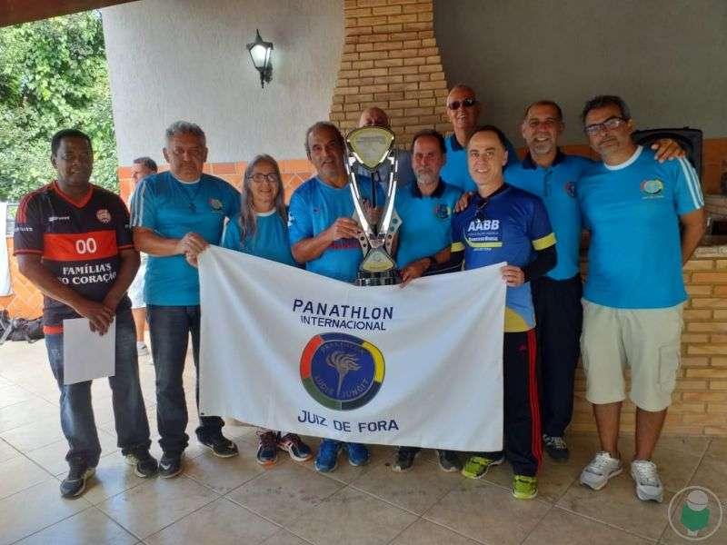 Torneio Sênior do Panathlon: valendo!