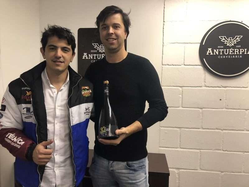 Read more about the article Antuérpia: a cerveja dos campeões do IOR!