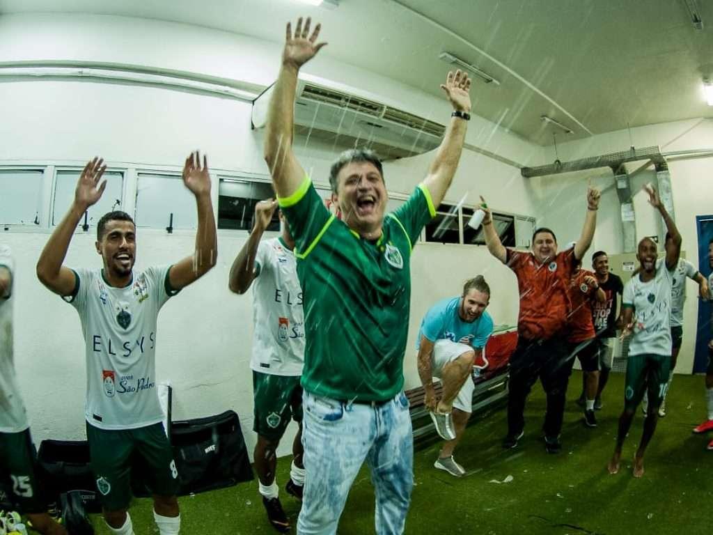 Read more about the article Fajardo sobe o Manaus!