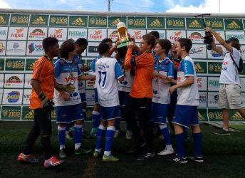 CFZ/JF campeão no sub-16