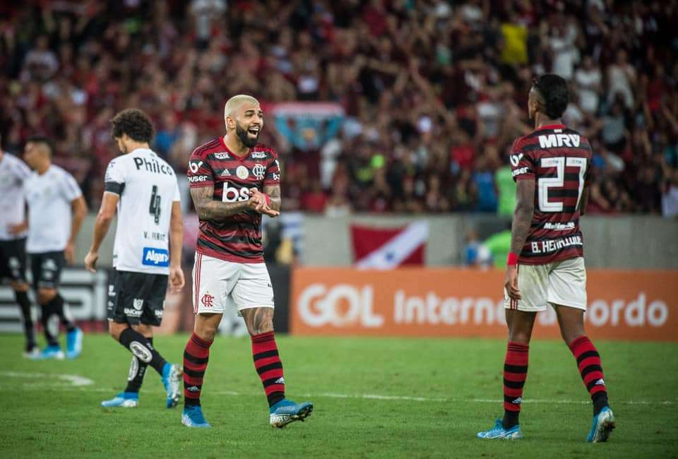 Só um time pode tirar o título do Flamengo