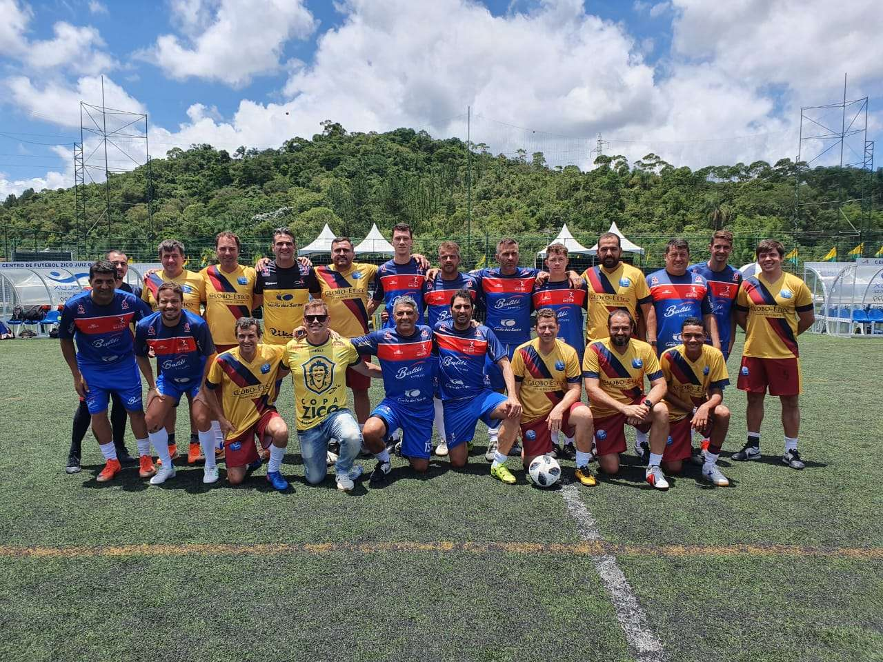 Confira os resultados da Copa Zico Verão JF