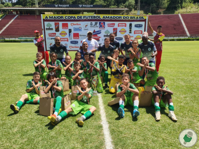 Read more about the article Sport: 12 vezes campeão no Dente de Leite!