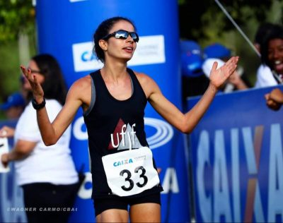 Amanda Oliveira corre Pan de Cross Country!