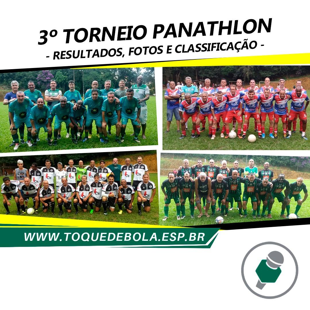Read more about the article 3º Torneio Panathlon é suspenso. Veja números
