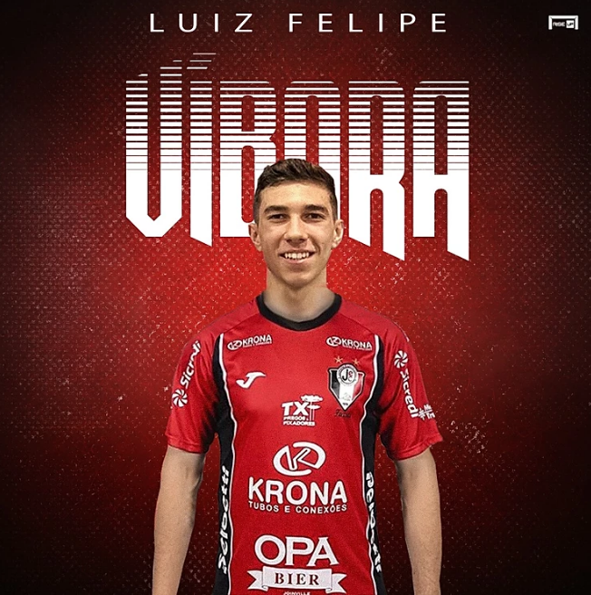 Read more about the article Futsal: Luiz Felipe é do Joinville!