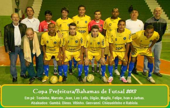 Futsal de JF despede-se do vitorioso Marcelo Cantagalli