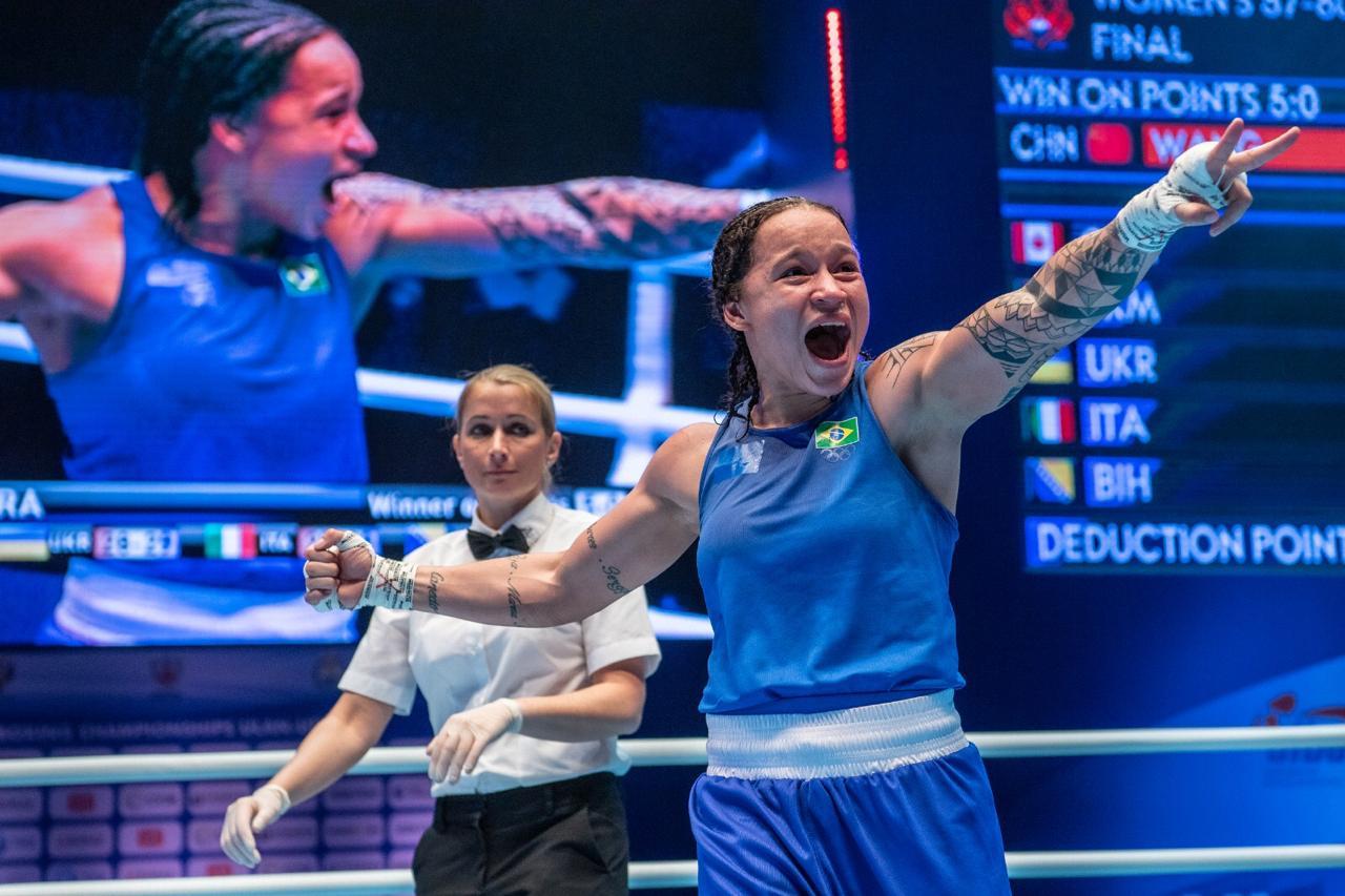 "Beatriz Ferreira: ""Vou ser campeã olímpica"""