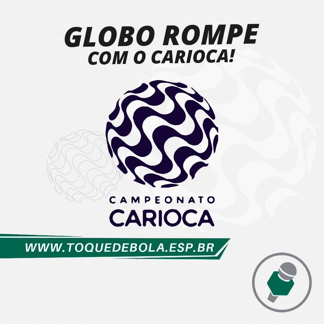 Read more about the article Globo não transmitirá Carioca após jogo na FlaTV!