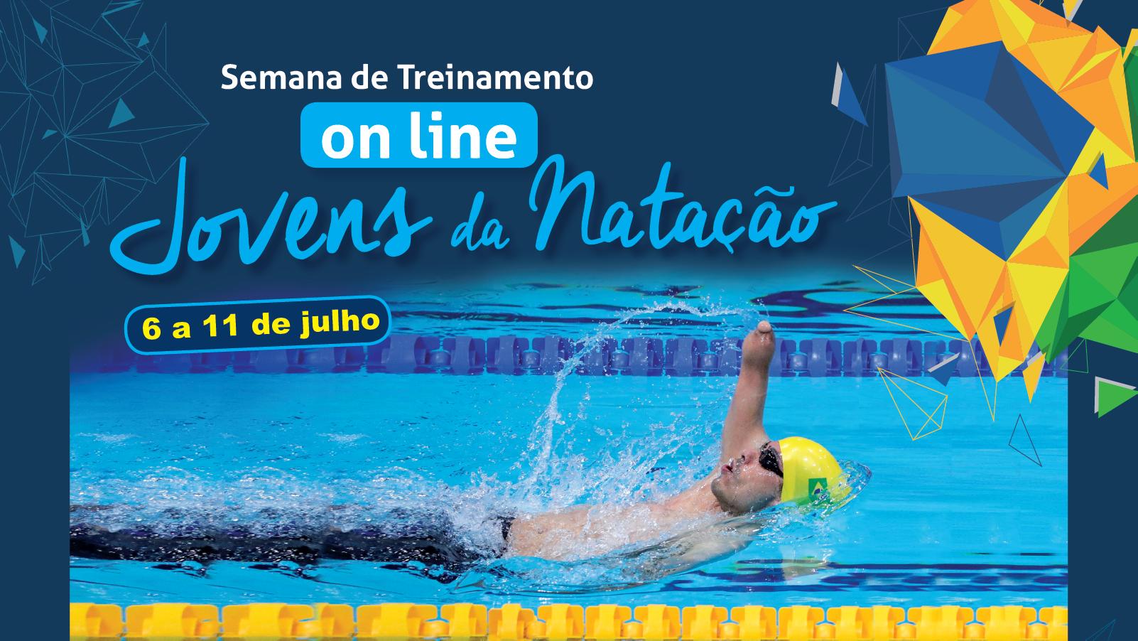 Read more about the article Atletas paralímpicos representam CBP em Semana de Treinamento Online