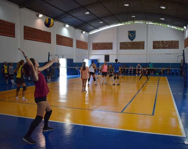 Read more about the article Encontro internacional de vôlei é atração!