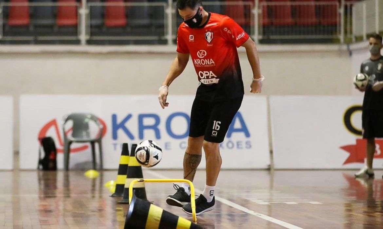 Read more about the article Saiba como volta o futsal na Liga Nacional