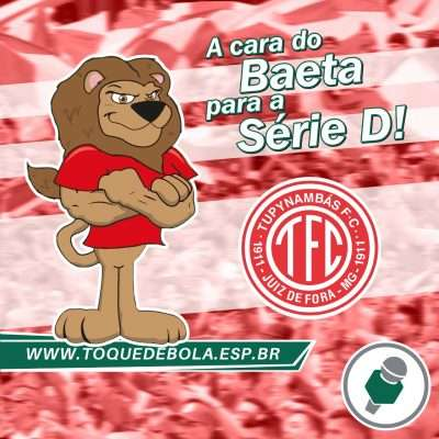 Read more about the article Exclusivo! Confira a cara do Baeta para a Série D!