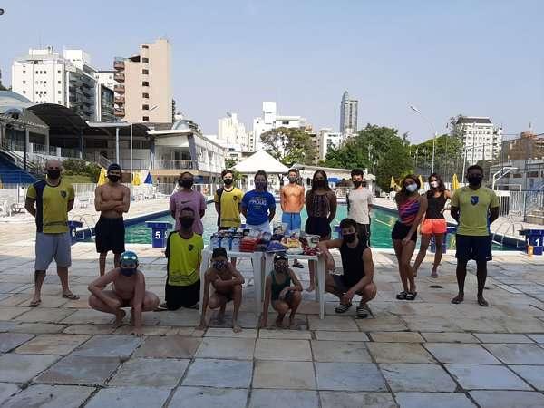 Para motivar e avaliar! Bom Pastor disputa Copa Brasil Virtual de Natação