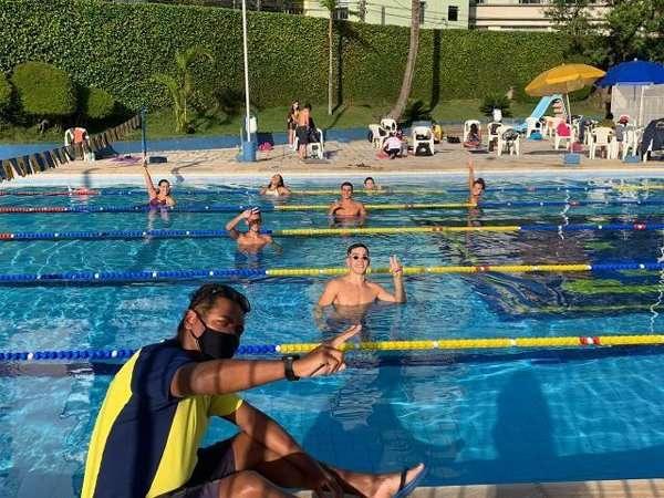 """Copa Brasil Virtual de Natação: """"Muito além das expectativas"""""""