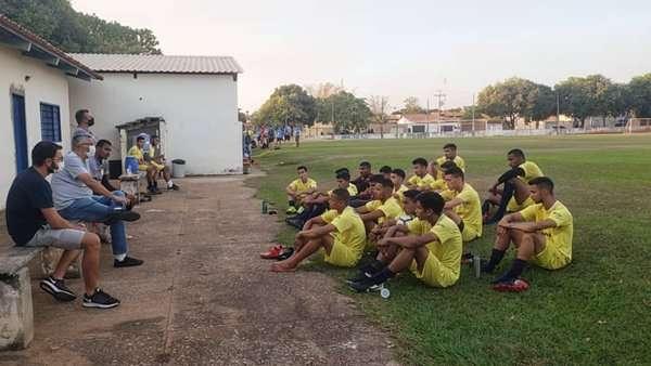 Read more about the article Palmas, próximo adversário do Baeta: arara-azul, 23 anos e sete estaduais
