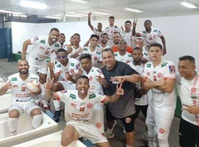 Read more about the article Série D: Tupynambás na ponta do Grupo A6!