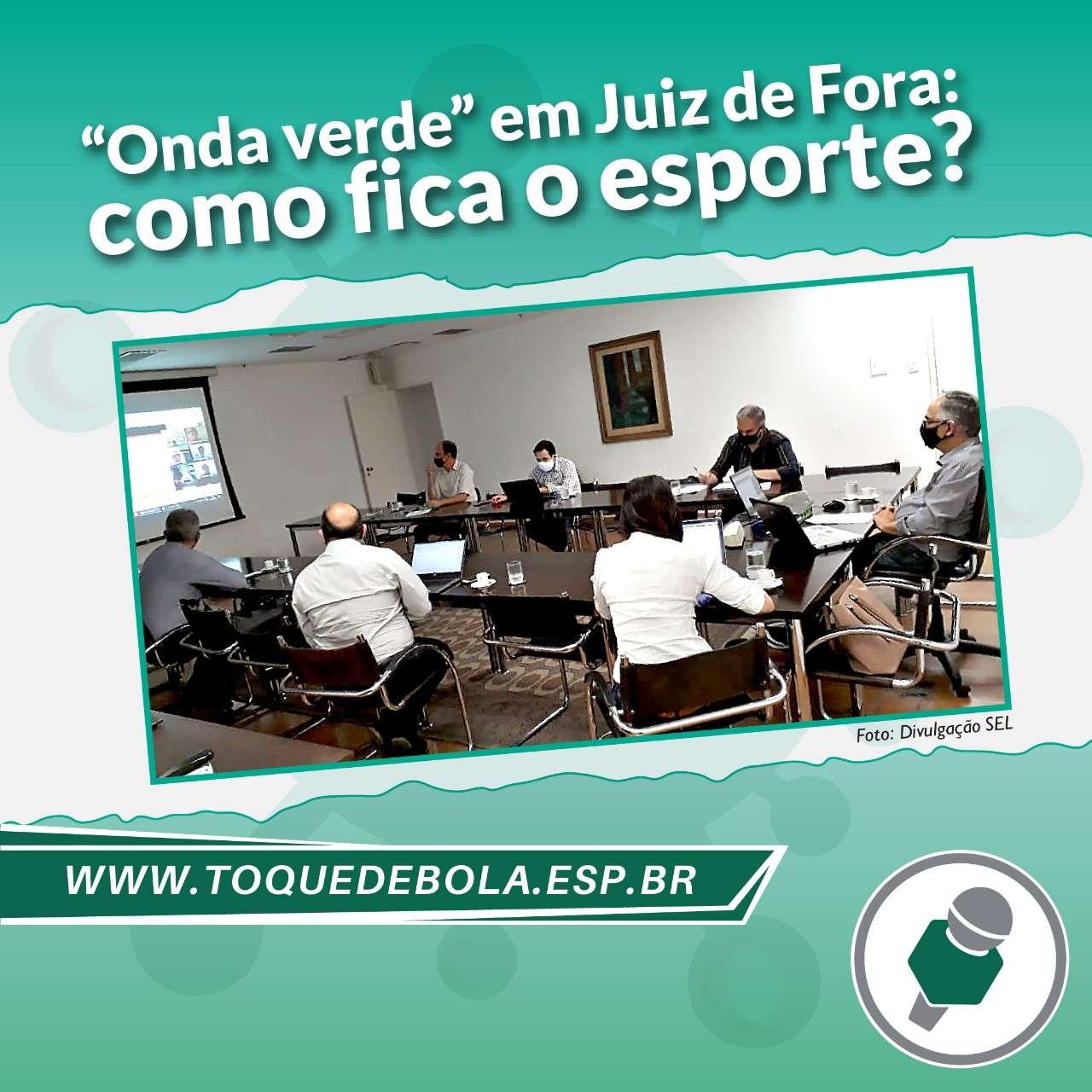 """Read more about the article """"Onda Verde"""": veja o que muda no cenário do esporte em Juiz de Fora!"""