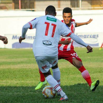 Read more about the article Baeta leva empate no fim em Nova Lima!