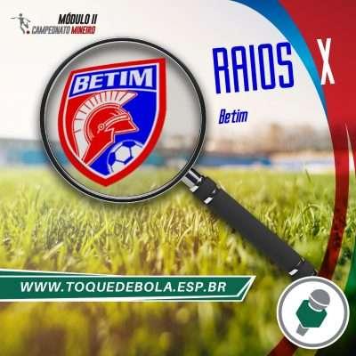 Read more about the article Raios X: Betim Futebol, o novato que quer mostrar força em Minas