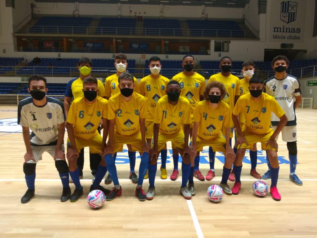 Bom Pastor avalia desempenho no Metropolitano de Futsal