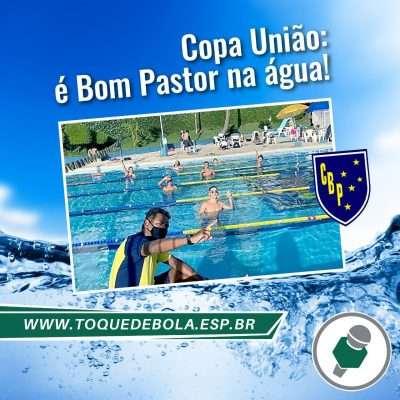Bom Pastor: desafio para nadadores não federados!