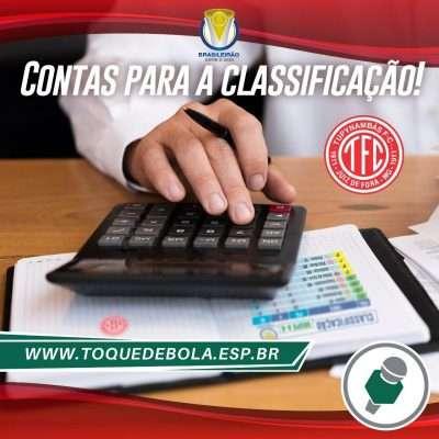 Read more about the article Série D: Baeta pode se classificar já nesta rodada!