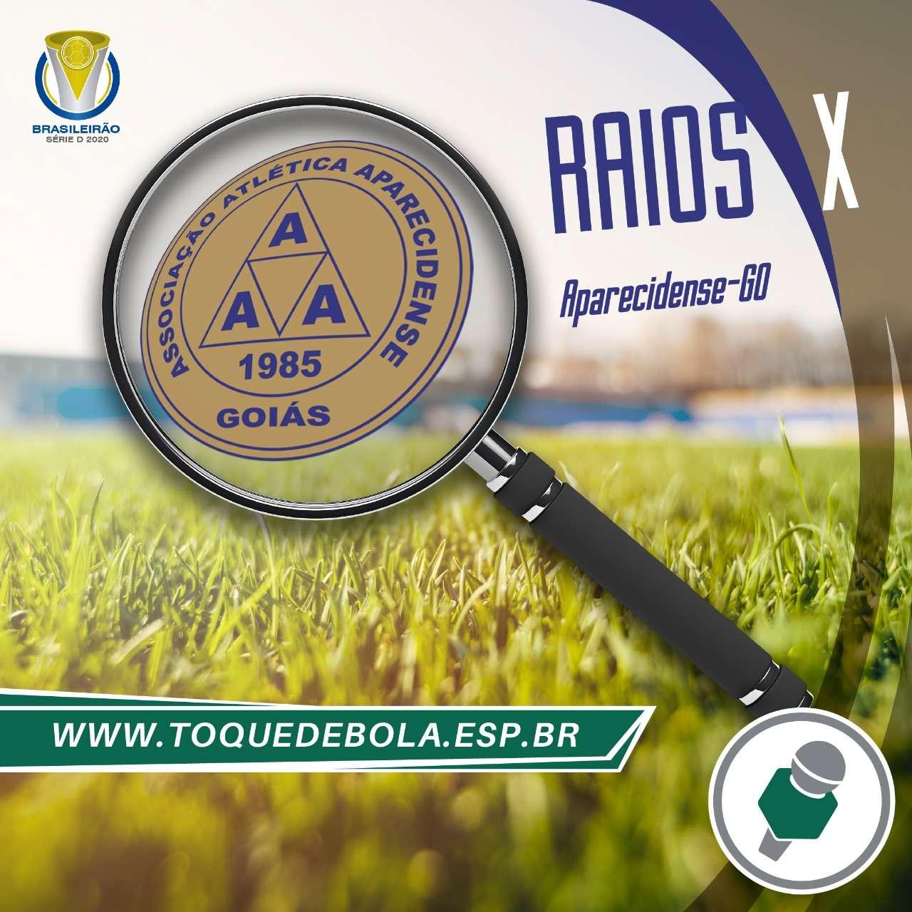 Read more about the article Raios-X: Aparecidense, próximo desafio do Tupynambás