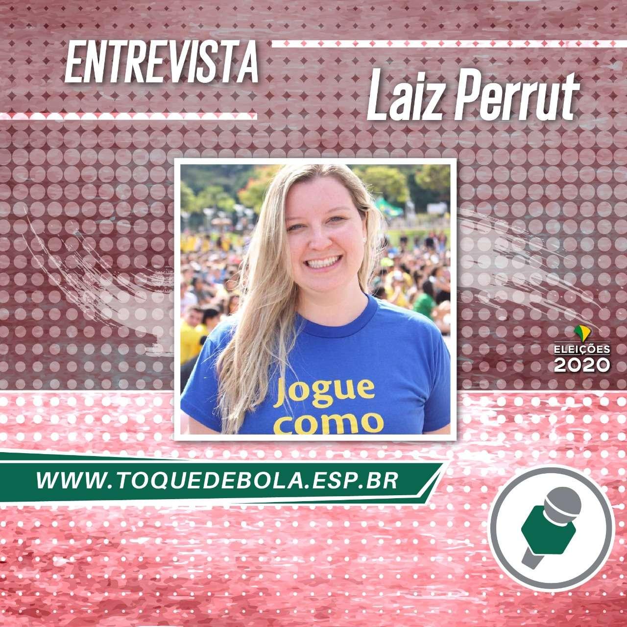 Para Laiz Perrut, esporte deve ser pensado como política pública