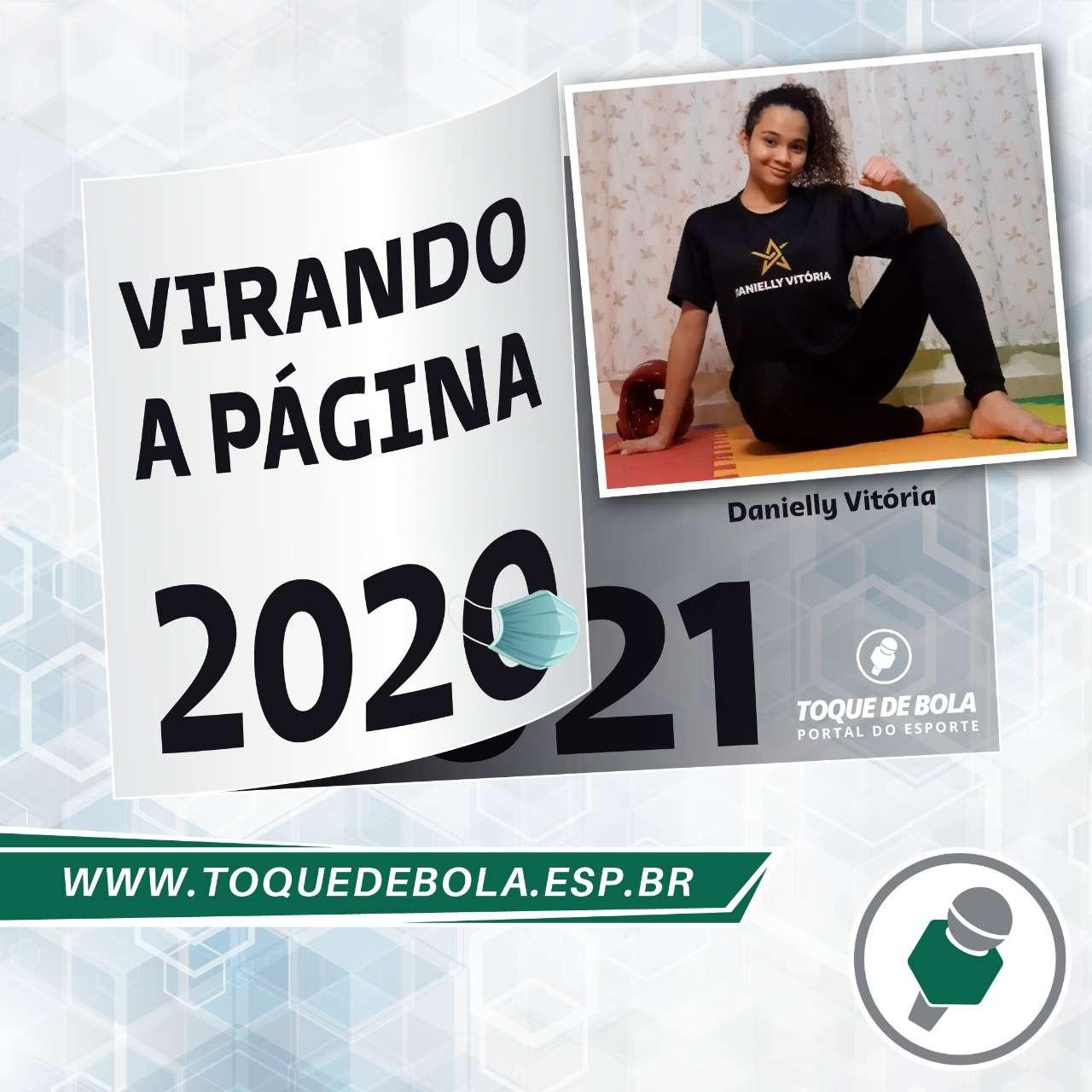 Read more about the article Danielly Vitória: reinvenção, imersão e evolução