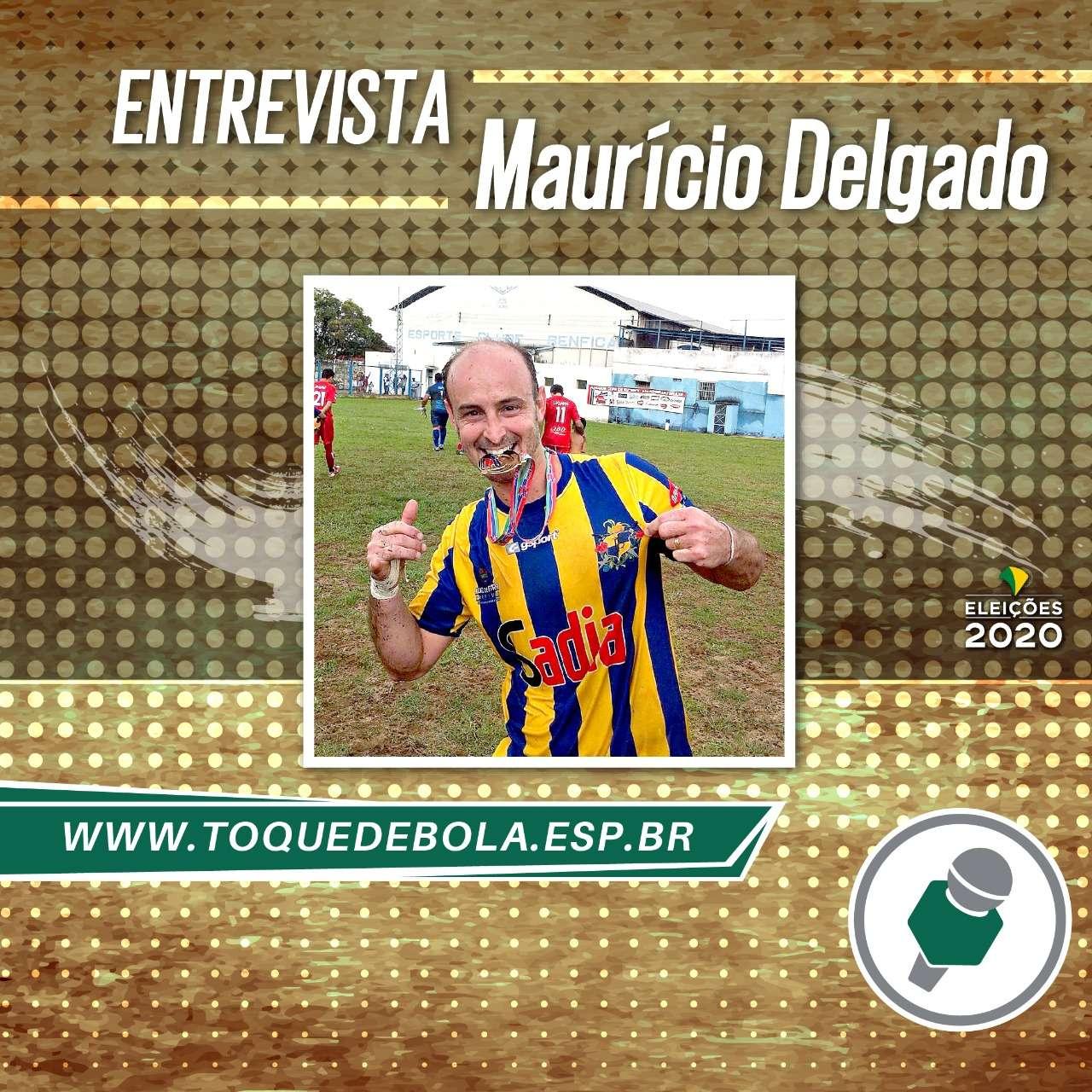 """Read more about the article Para vereador eleito Maurício Delgado, """"esporte é fundamental"""""""