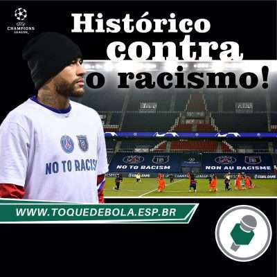 Read more about the article PSG x Istanbul: jogo histórico na luta contra o racismo!