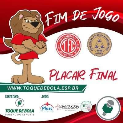 Read more about the article Baeta x Aparecidense: tudo igual em JF! Agora é em GO!