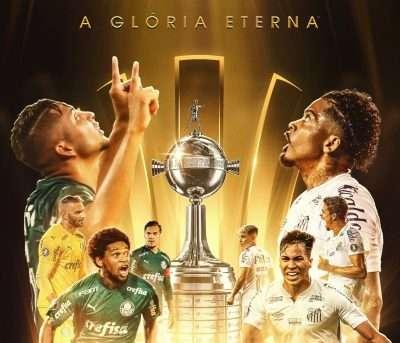 Palmeiras x Santos: vale a 'glória eterna' de 2020!