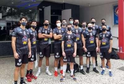 Read more about the article Ainda 'sem casa', JF Vôlei estreia com mando invertido na Superliga B!