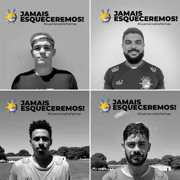 Read more about the article Clubes manifestam pesar por acidente com parte da delegação do Palmas (TO)