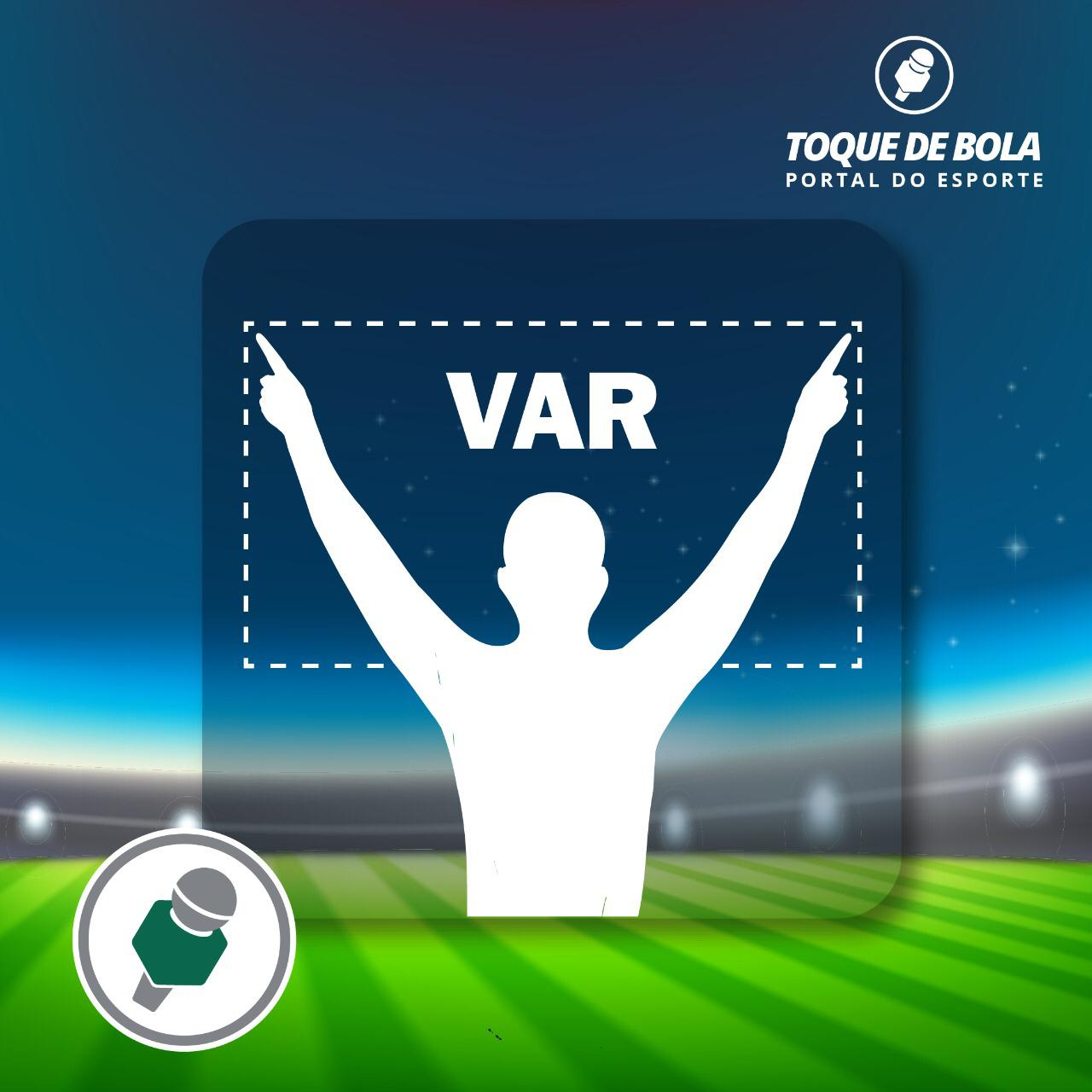 Read more about the article VAR. Versão brasileira: Vão Arrumar Rolo!