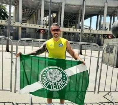 """Read more about the article """"Tão perto, tão longe"""": torcedor de JF 'foi' à final da Libertadores!"""