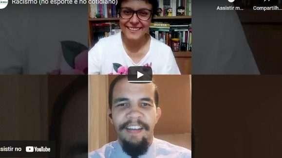 Read more about the article Racismo no Esporte: veja como foi interessante a live do Toque de Bola