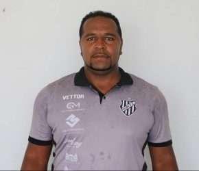 Wandercley Silva não é mais o comandante do Tupi sub-20