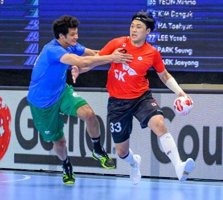 Read more about the article Brasileiros vencem coreanos e Seleção está viva no Pré-Olímpico!