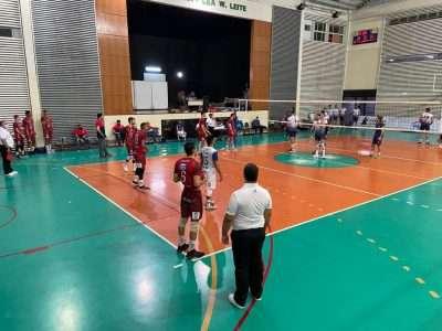 Read more about the article JF Vôlei abre playoff com vitória por 3 a 0 sobre Niterói!