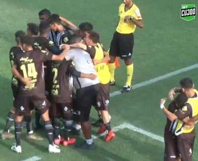 Galinho goleia Serra-ES na Copa do Brasil Sub-20!