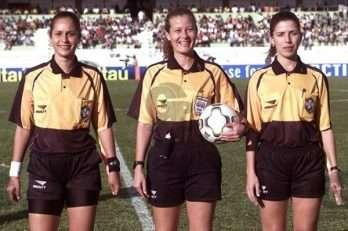 Ana Paula Oliveira, Silvia Regina e Aline Lambert. Foto: Refnews
