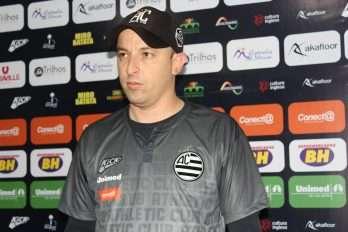 O Athletic anunciou a contratação do técnico Gustavo Brancão.