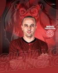 Gustavo Brancão foi anunciado pelo Baeta