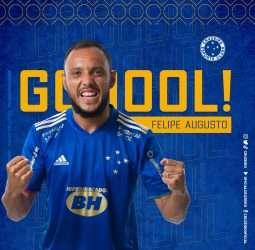 Atacante, ex-Tupi, fez o segundo do Cruzeiro