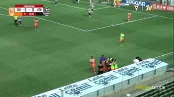 Coimbra 1 x 0 Athletic Club