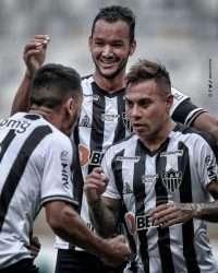 Atlético segue líder no campeonato mineiro de futebol