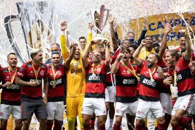 Read more about the article Nos pênaltis, Flamengo é bi da Supercopa do Brasil!